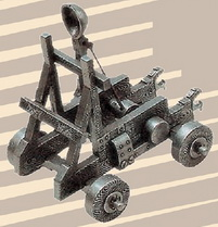 loadable catapult in
