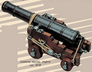 Royal Navy cannon, i