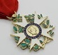 First Empire of French Legion of Honour(Chevalier) with ribbon 50 cm long