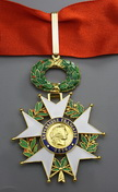 French Legion of Honour(Commander Class),3rd Republic with ribbon 50 cm long