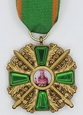 Order of the Zähringer Lion 2nd class, ribbon included, I sell this medal with the ribbon for 25€ totally