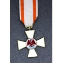 Order of the Red Eagle (Knights 4th Class), ribbon included