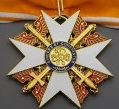 Grand Cross of The Order of The Red Eagle with Swords with ribbon