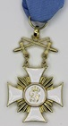 Order of Württemberg Friedrich Medal with Swords of 1st Class