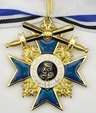 Bavarian Order of Military Merit 2nd Class with Swords
