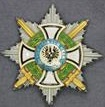 Chest star of the Grand Cross of the House of Hohenzollern