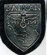 Balkan battle shield