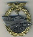 E Boat badge 2nd pat
