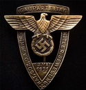 Badge 1931 Gaupartei