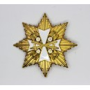 Grand Cross of the Order of the German Eagle with gold Star, 85 mm, flat needle