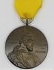 Kaiser Wilhelm Memorial Medal, ribbon included