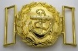 Navy Officer Buckle