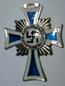 Deoration, cross of the german mothers' 2nd class silvered