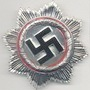 German Cross, silver