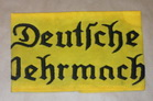 Armband for a civilian in Wehrmacht service
