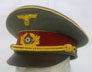 Hitler's cap 1939 - 1945 