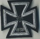 Iron Cross 1939 1st class, embroidered badge