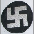 Patch Swastica, 8 cm