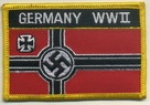 Third Reich flag, 8x