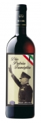 Benito Mussolini, God, Homeland and Family, Refosco and Cabernet red 75 cl