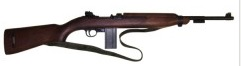 M1 WInchester 1944 with strap