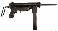 M3 cal. 45 GREASE GUN USA1942, 59 cm