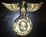Big brass Eagle for