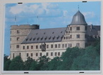 Wewelsburg castle print on A3 laminated photo paper with frame