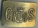 Franco's Army buckle