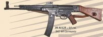 Stg44, 93 cm long<br>