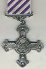 WW2 BRITISH RAF MEDAL DFC DISTINGUISHED FLYING CROSS ROYAL AIR FORCE