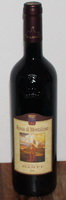 Tuscanian red wine D